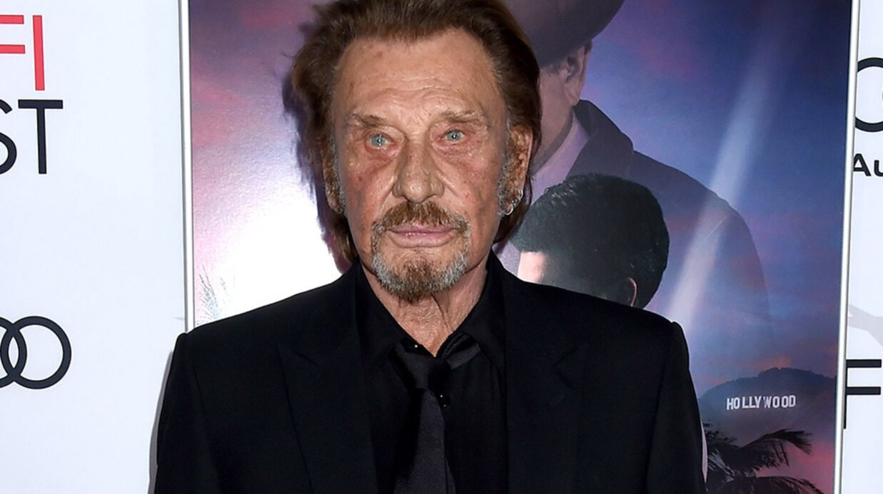 PHOTO Johnny Hallyday: tendres retrouvailles avec sa fille Laura Smet