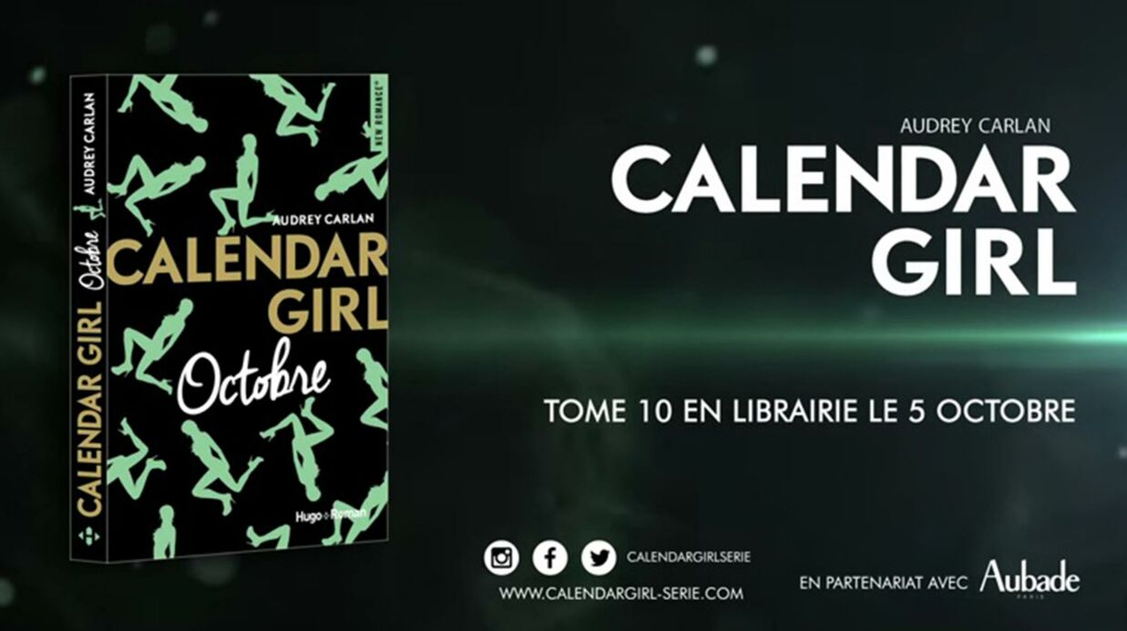 Calendar Girl, octobre: premier extrait du mois, Mia retrouve enfin Wes!