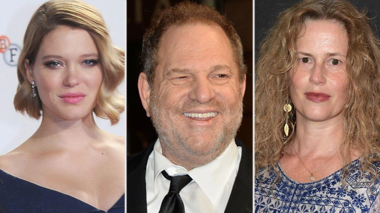 Harvey Weinstein: agressées, Léa Seydoux et Florence Darel sortent du silence et dénoncent d'autres cinéastes