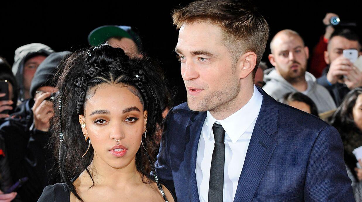 Robert Pattinson et FKA Twigs ont rompu leurs fiançailles