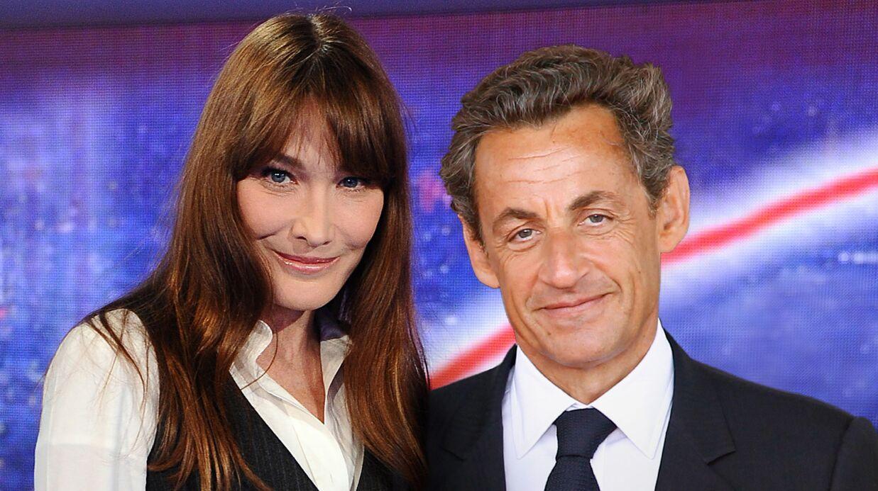 Carla Bruni explique pourquoi Nicolas Sarkozy n'est pas allé au mariage de son frère Olivier avec Mary-Kate Olsen