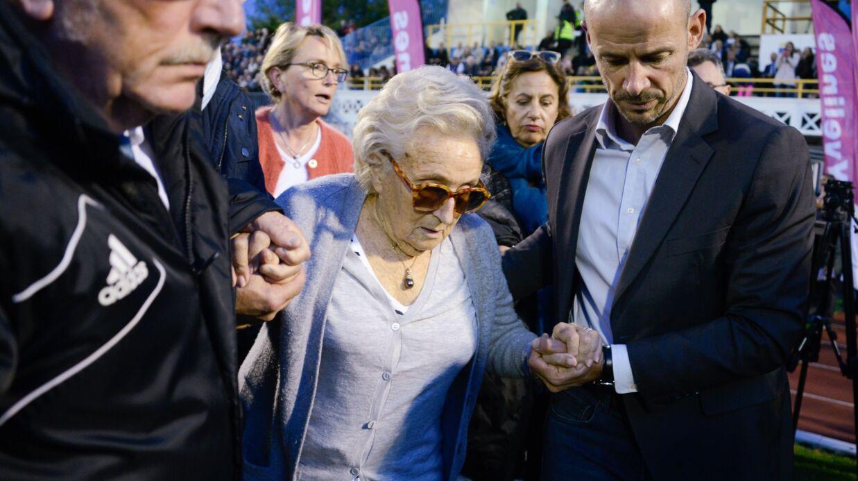 PHOTOS Bernadette Chirac: première apparition publique depuis plusieurs mois