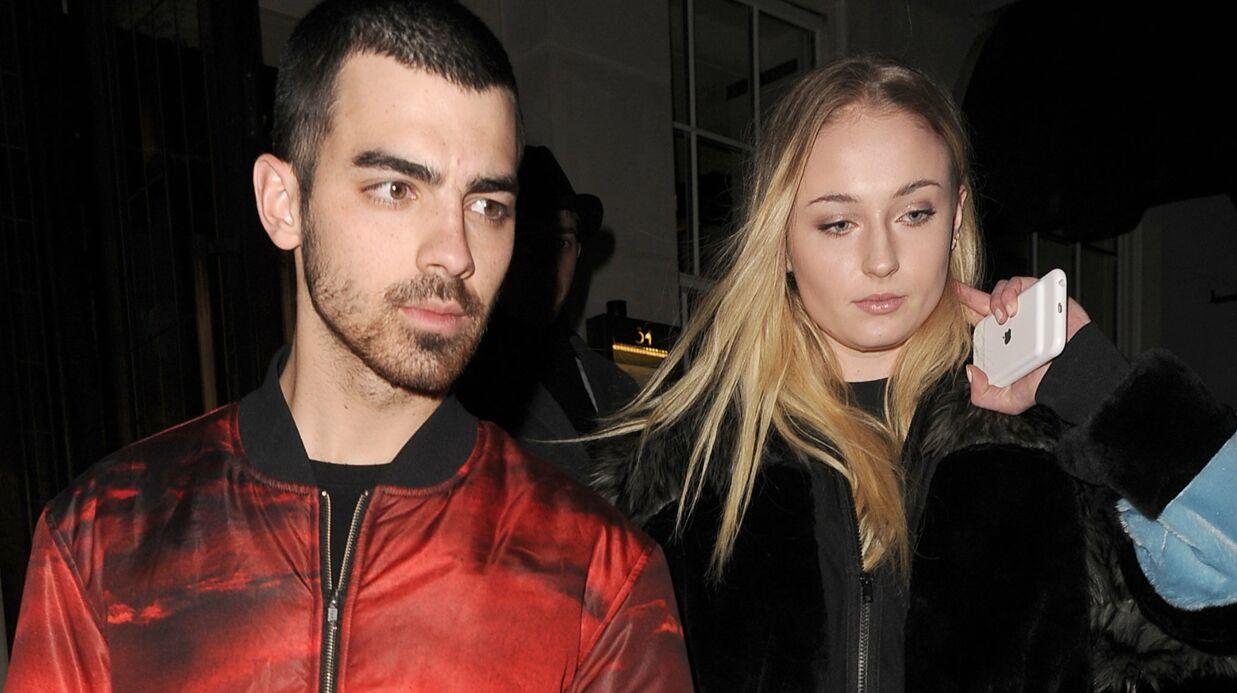 PHOTO Sophie Turner (Game of Thrones) et Joe Jonas se sont fiancés !
