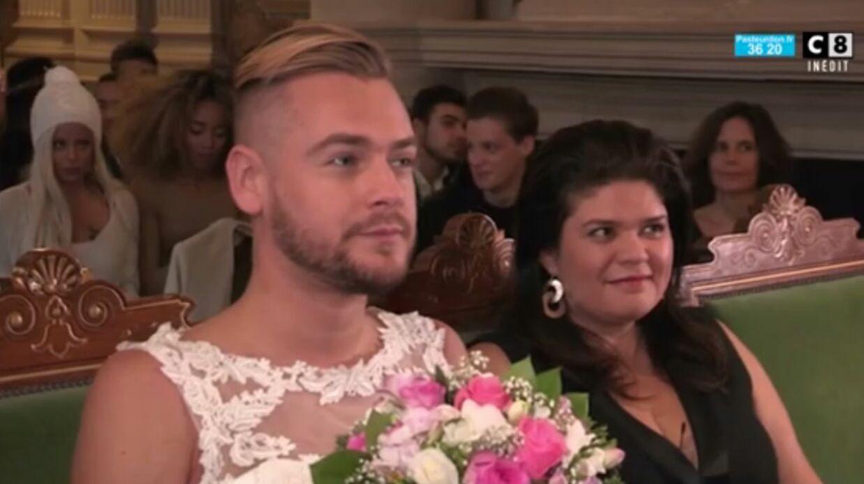 Jeremstar: Christophe Beaugrand trouve son mariage gênant, le blogueur le tacle
