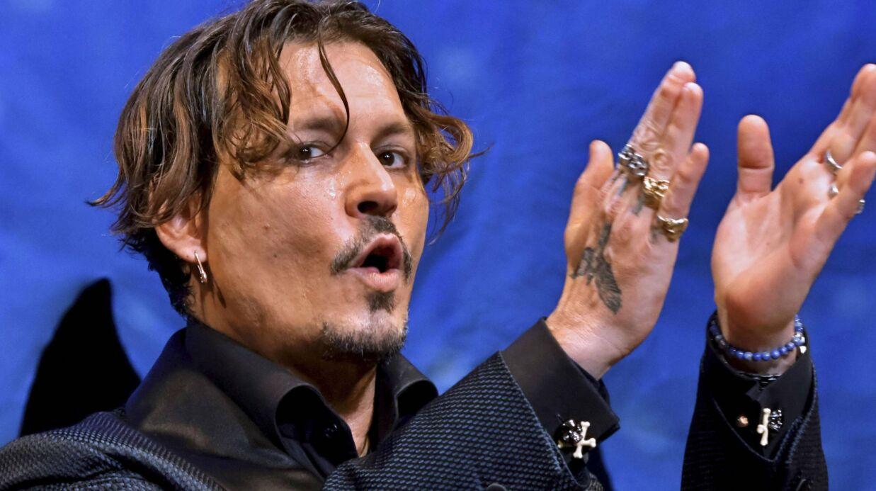 Johnny Depp poursuit en justice ses avocats (avec d'autres avocats)