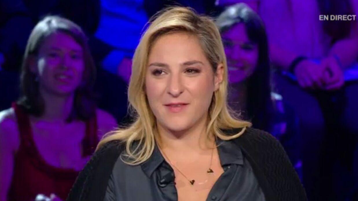 VIDEO Marilou Berry: agacé par son attitude dans Tout le monde joue, Nagui la tacle en fin d'émission