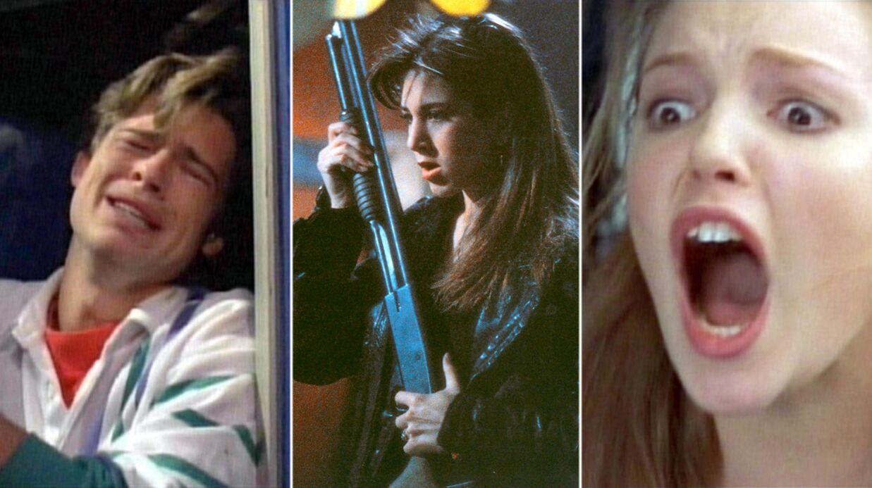 PHOTOS Halloween: ces stars qui ont joué dans des (mauvais) films d'horreur avant d'être connues