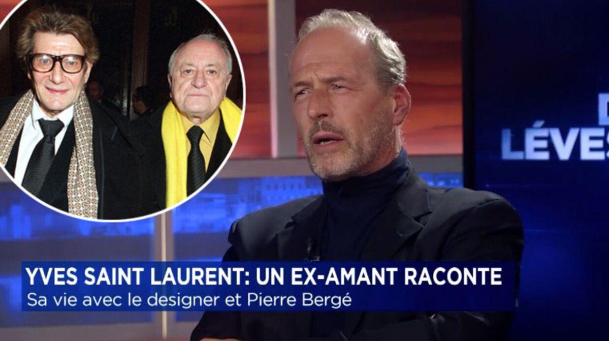 Sexe, soumission, humiliation: le témoignage choc d'un ex-amant de Pierre Bergé et d'Yves Saint Laurent
