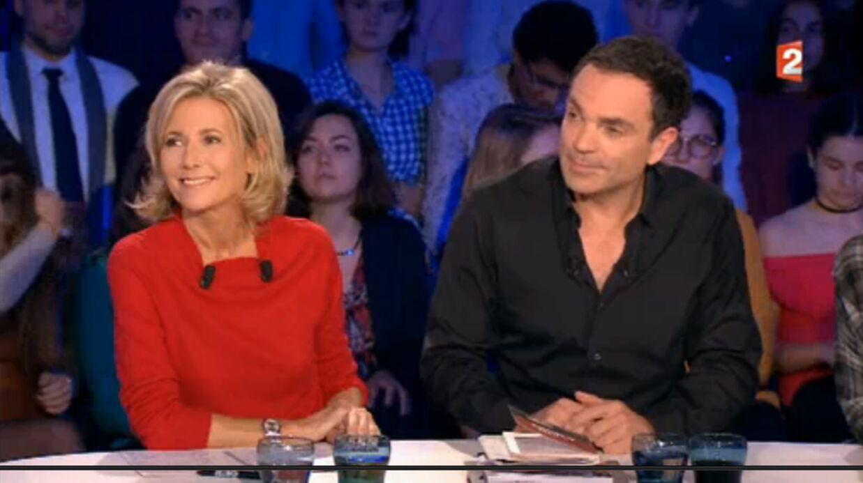 On n'est pas couché: les téléspectateurs sous le charme de Claire Chazal