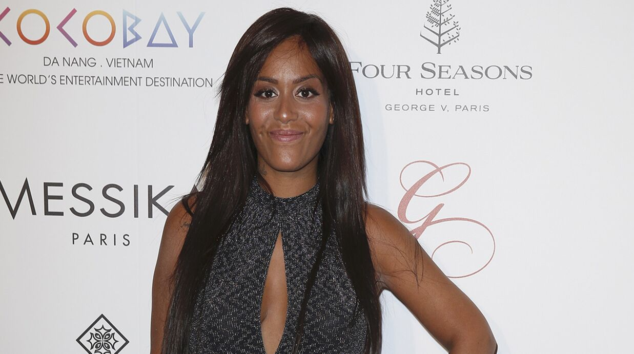 PHOTO Amel Bent a déjà perdu ses kilos de gros­sesse