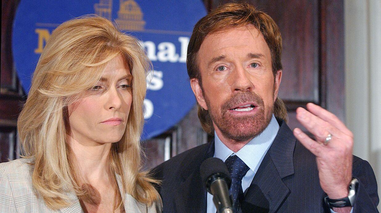 Chuck Norris arrête sa carrière pour s'occuper de sa femme,