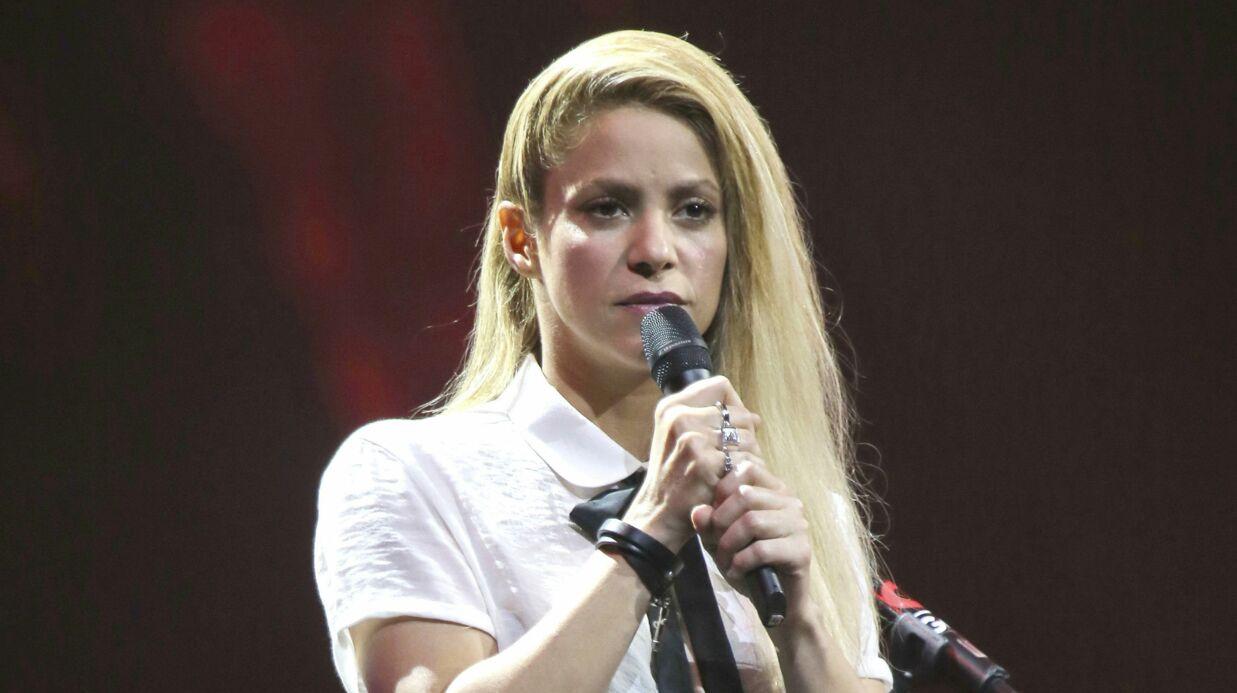 Shakira annule une série de concerts, dont ceux de Paris: ses cordes vocales sont abîmées
