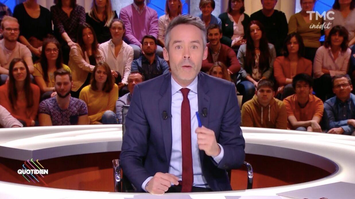 VIDEO Quand Yann Barthès écorche le prénom de la secrétaire d'État, Brune Poirson