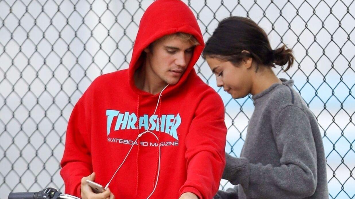 Selena Gomez et Justin Bieber, c'est reparti: ils se sont embrassés!