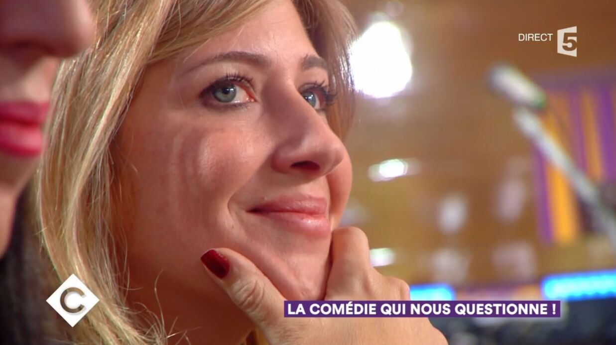 VIDEO Amanda Sthers fond en larmes en évoquant le combat de Johnny Hally­day