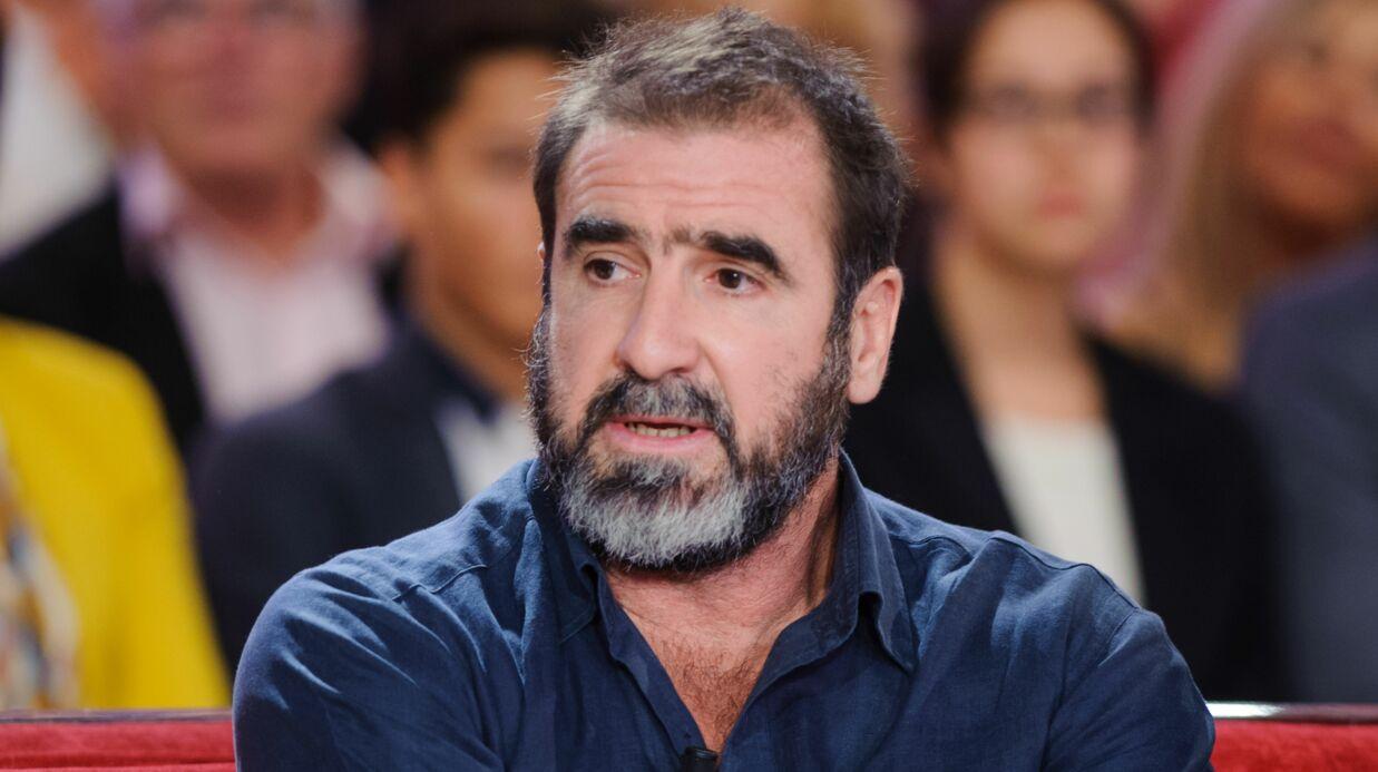 Eric Cantona: accusé d'exil fiscal, il pousse un coup de gueule!