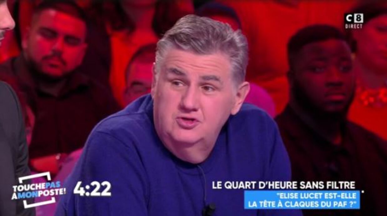 Quand Pierre Ménès critique Élise Lucet... puis finit par s'excuser