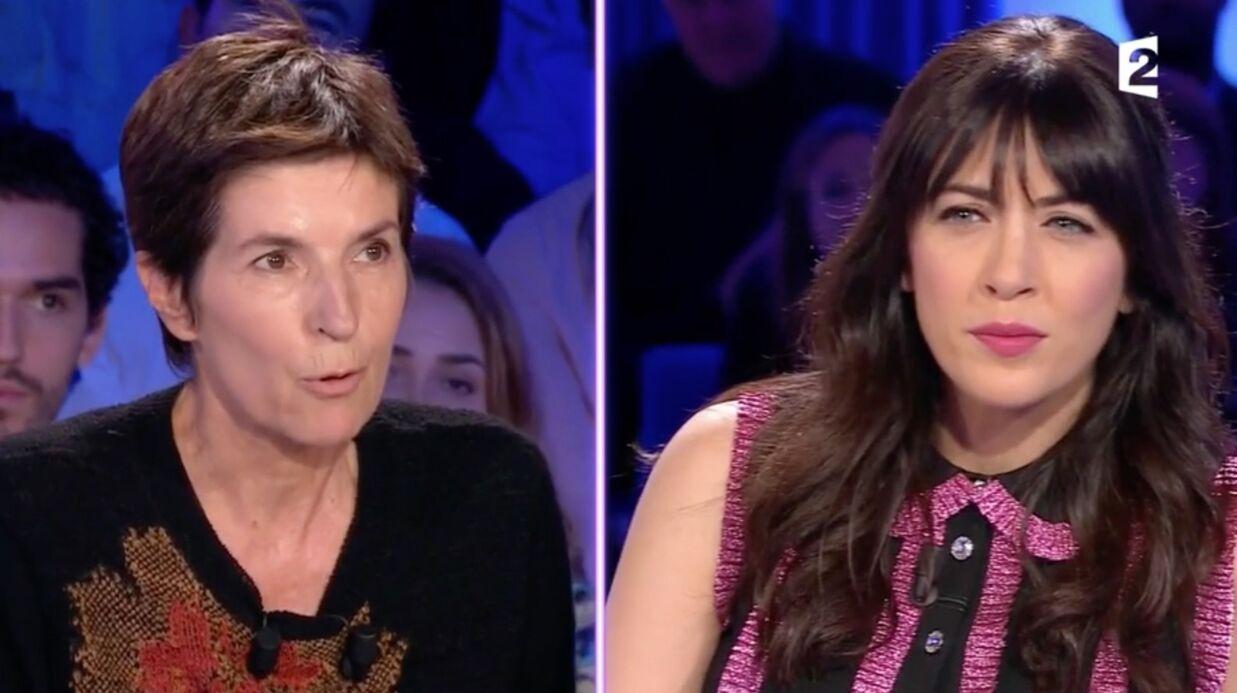 On n'est pas couché: Nolwenn Leroy en colère contre Christine Angot après ses critiques