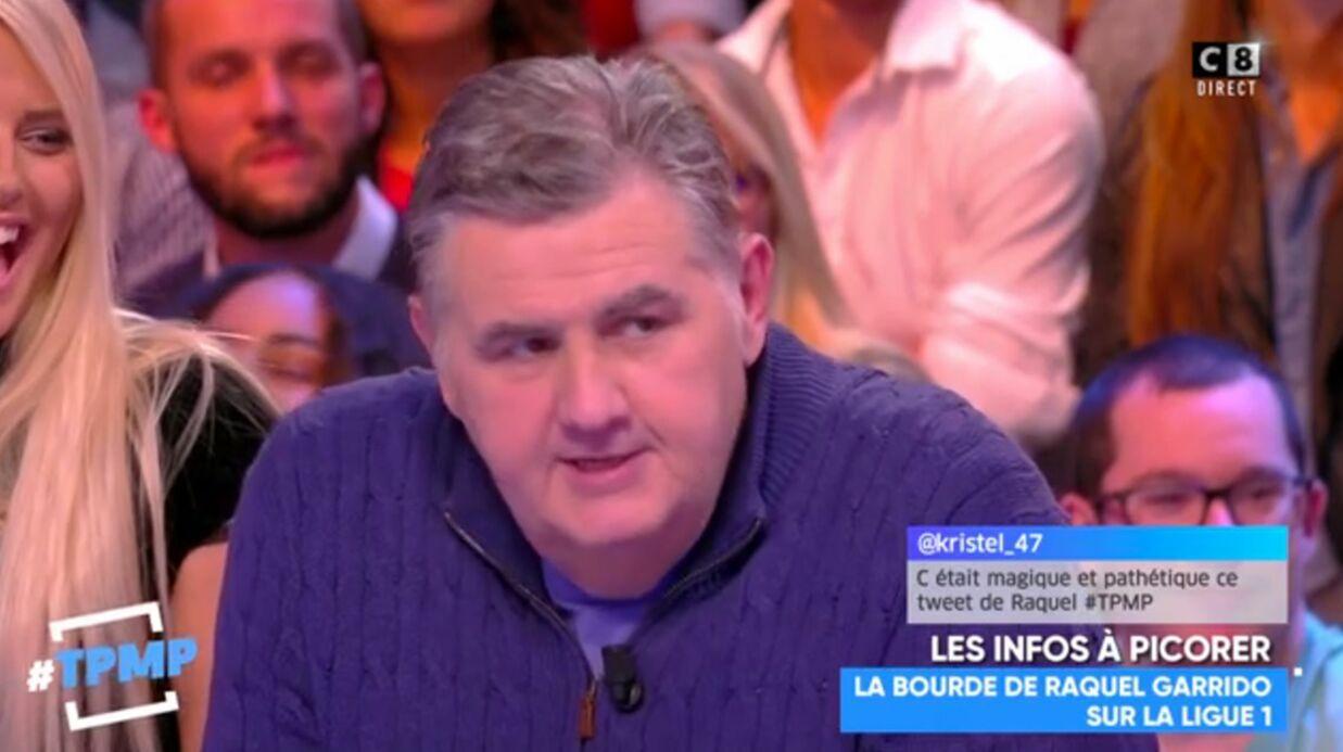 Raquel Garrido parle à nouveau de foot et agace Pierre Ménès