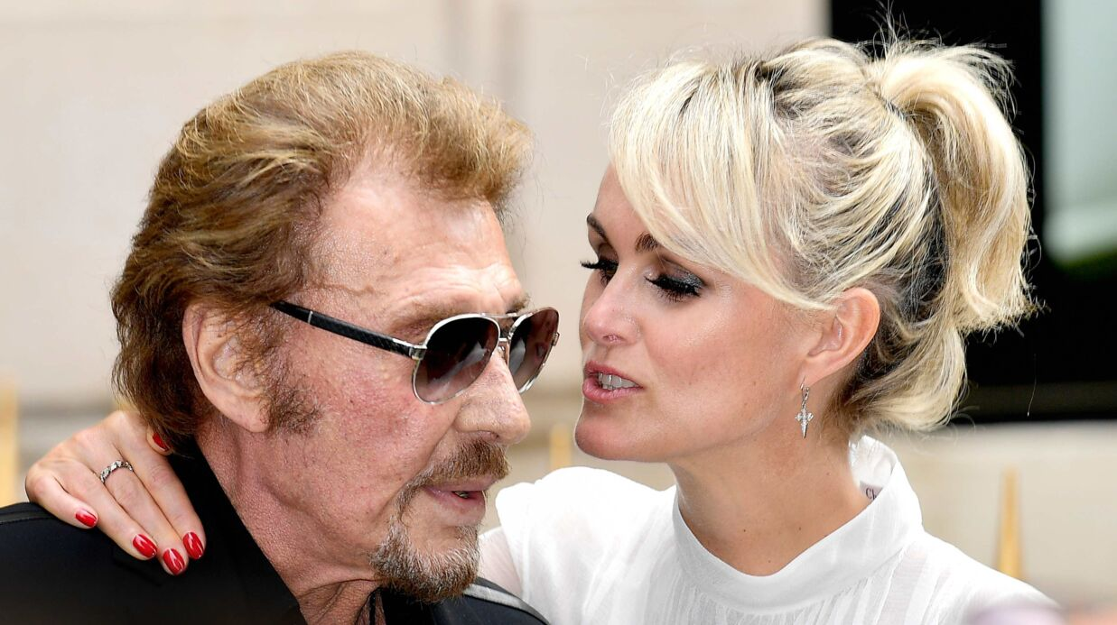 Mort de Johnny Hally­day : Laeti­cia refuse de faire une appa­ri­tion avant l'en­ter­re­ment