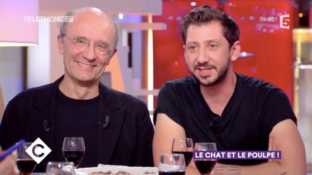 VIDEO Guillaume Canet va jouer dans un film porno de Monsieur Poulpe