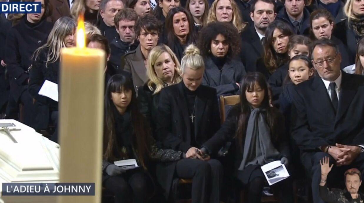 Une veillée publique avant son inhumation à Saint-Barthélémy — Johnny Hallyday