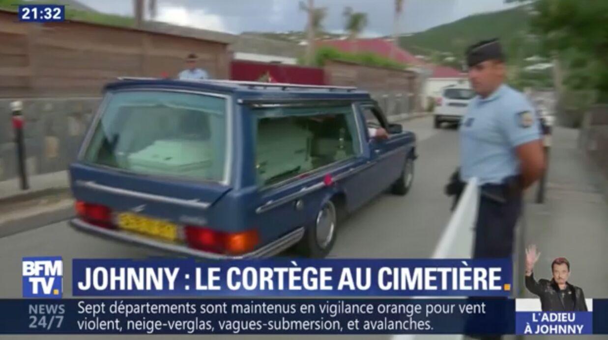 Obsèques de Johnny Hallyday: pourquoi les funérailles à Saint-Barthélemy ont pris du retard