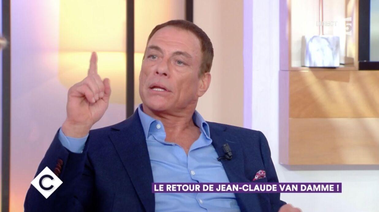 VIDEO Jean-Claude Van Damme de retour en France, son interview folle dans C à vous