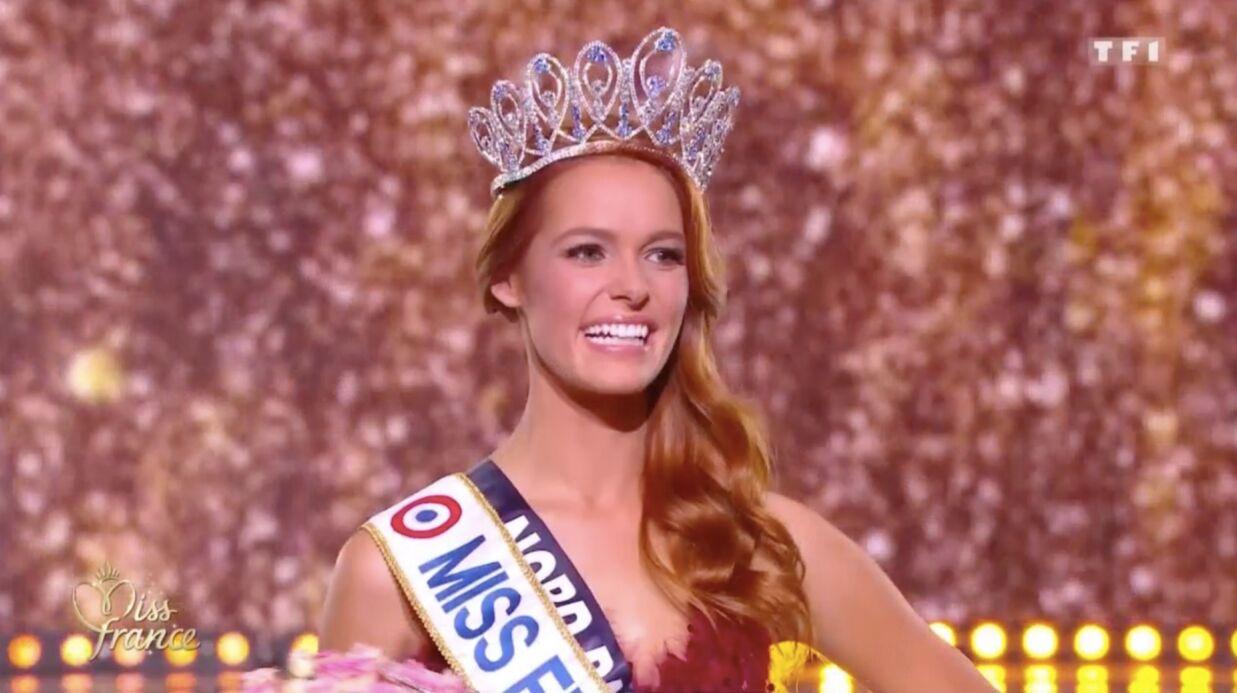 VIDEO Maëva Coucke, Miss Nord-Pas-de-Calais, sacrée Miss France 2018!
