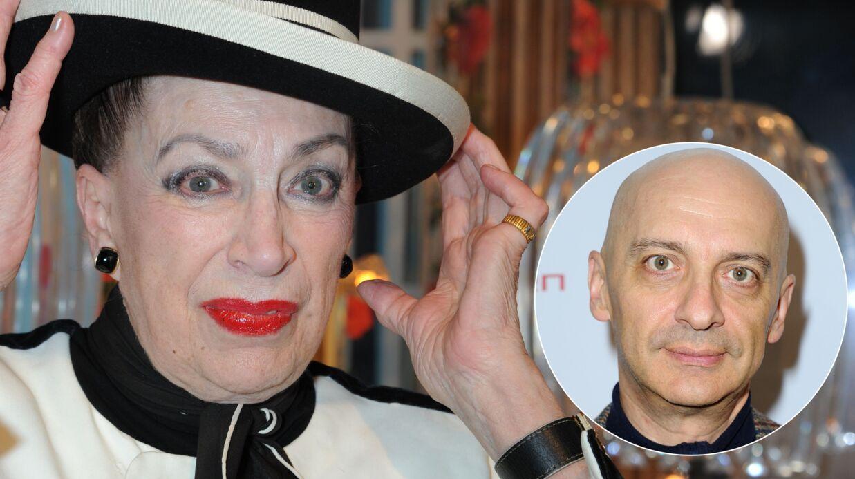 Geneviève de Fontenay critique l'hommage à Johnny Hallyday: Xavier de Fontenay tacle sa mère
