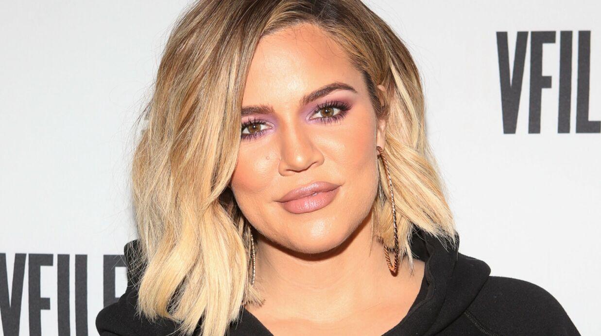Son attitude ne passe pas auprès de ses fans — Khloé Kardashian enceinte
