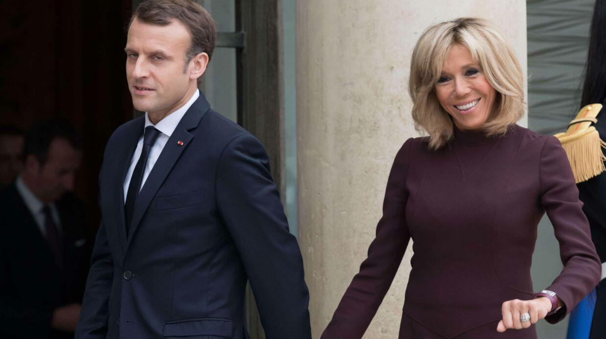 Découvrez la bonne résolution de la première dame — Brigitte Macron