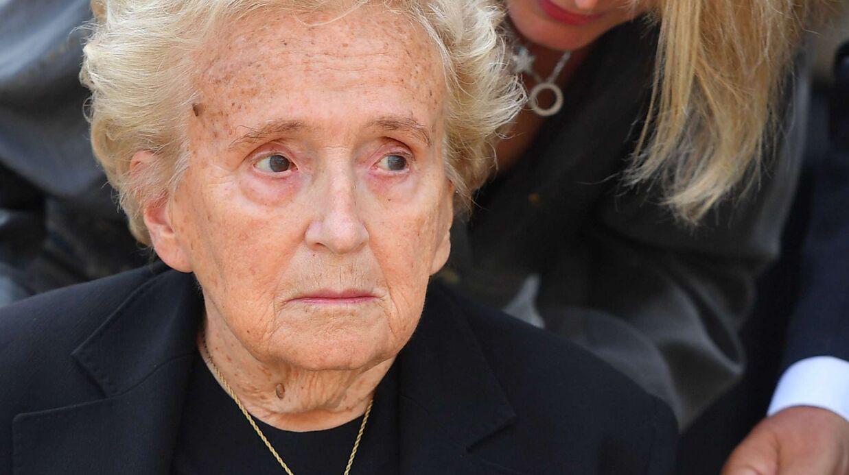 VIDEO Bernadette Chirac: une proche donne des nouvelles sur la santé de l'ex-Première dame