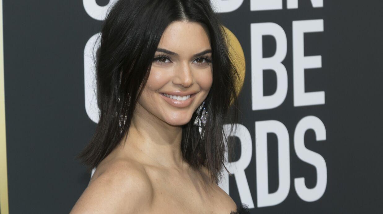 PHOTO Kendall Jenner nous fait revivre une scène de Flashdance toute nue