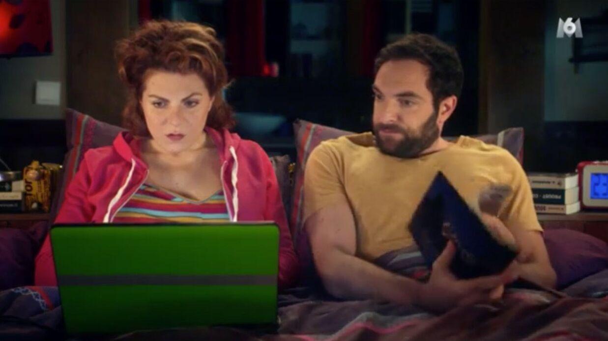 Scènes de ménages: la fille d'Emma et Fabien sera bientôt à l'écran