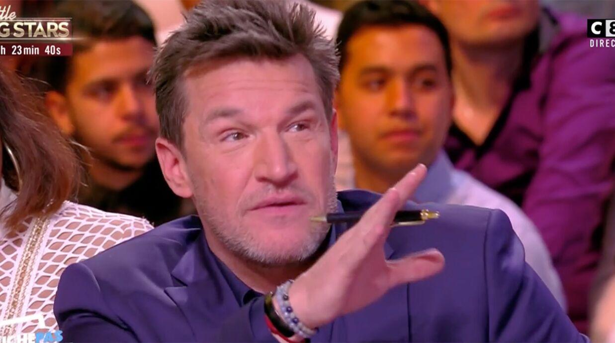 VIDEO Benjamin Castaldi révèle le salaire mirobolant qu'il touchait lorsqu'il était sur TF1