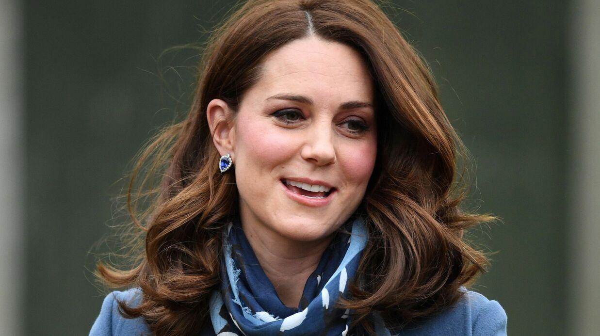 Elle coupe ses cheveux pour la bonne cause — Kate Middleton