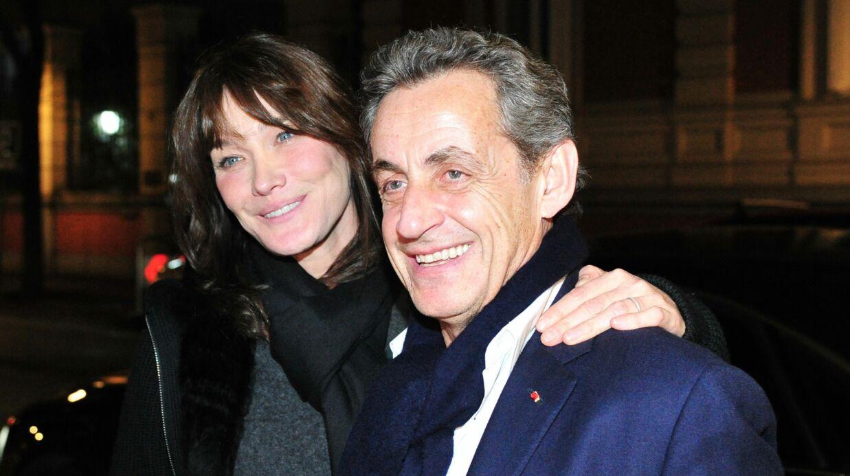 Carla Bruni: son entourage lui en veut encore, dix ans après son mariage avec Nicolas Sarkozy
