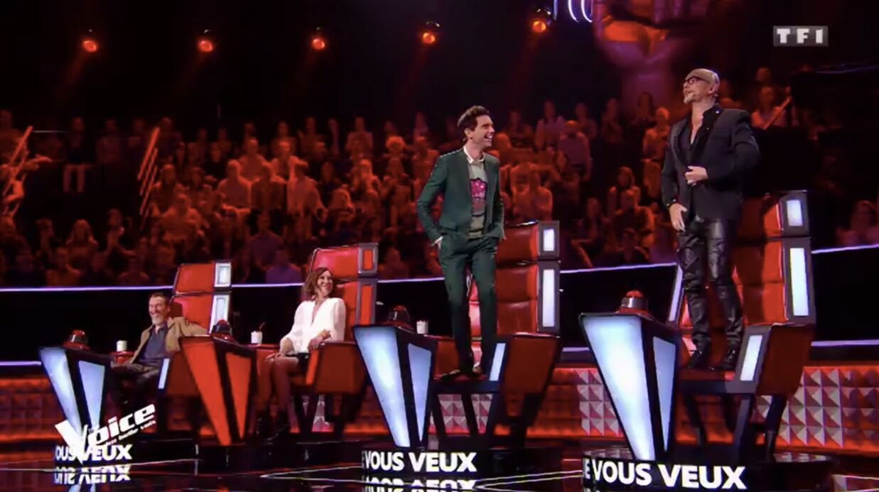 The Voice replay : l'improbable Frédéric Longbois reprend
