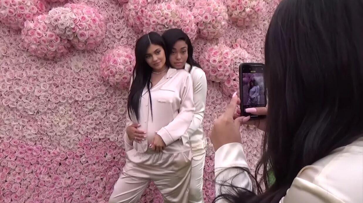 Kylie Jenner maman: le prénom du bébé dévoilé dans sa vidéo?
