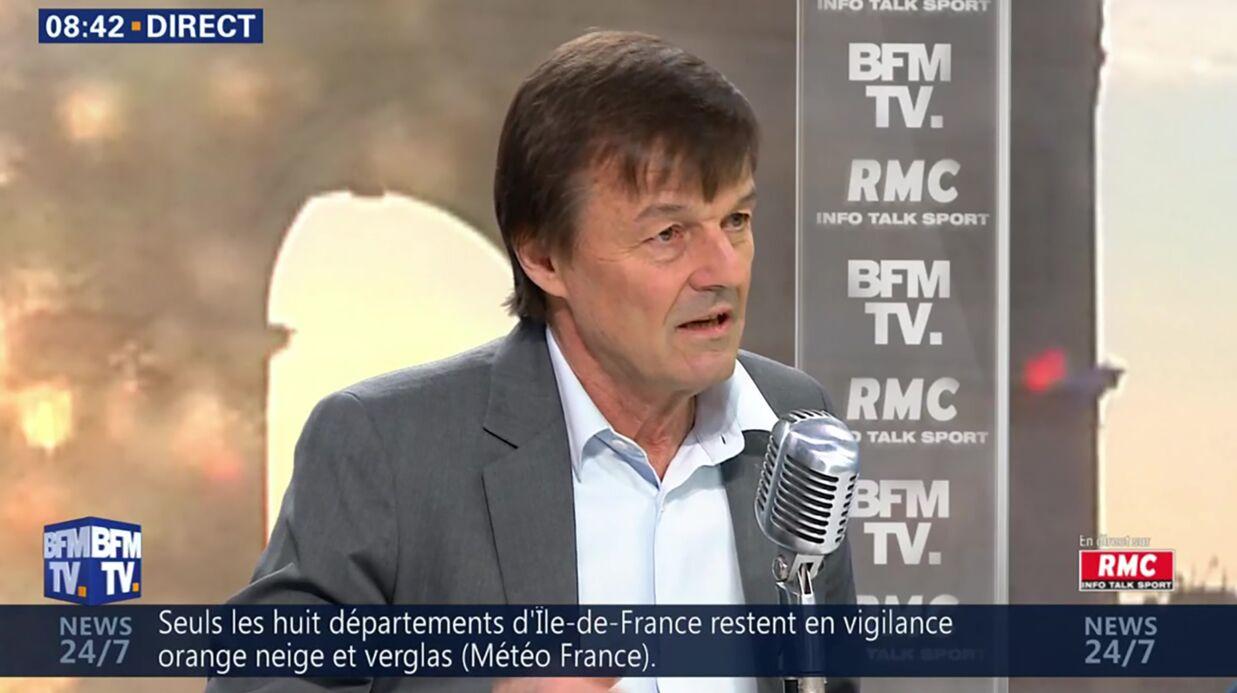 Nicolas Hulot accusé d'agression et de harcèlement sexuel: il a «la rage»