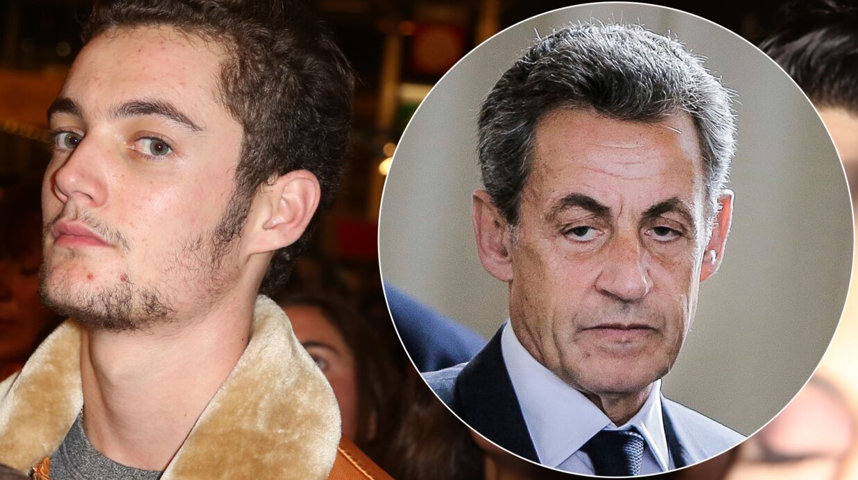 Nicolas Sarkozy: son fils Louis s'oppose à lui publiquement dans un article
