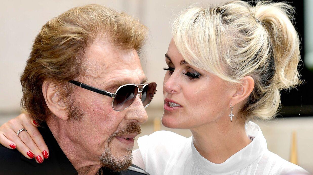 VIDEO Héritage de Johnny Hallyday: le rocker aurait lui-même demandé à Laeticia de «faire le vide» autour de lui