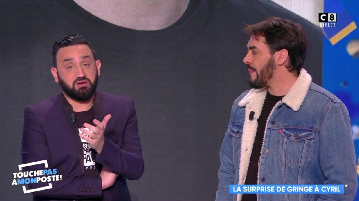Cyril Hanouna se moque des bégaiements de Yann Barthès — TPMP