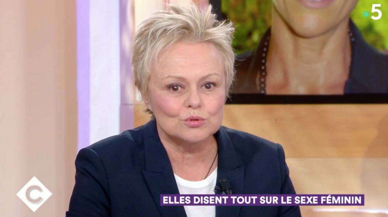 Muriel Robin parle des insultes homophobes qu'elle reçoit avec sa compagne