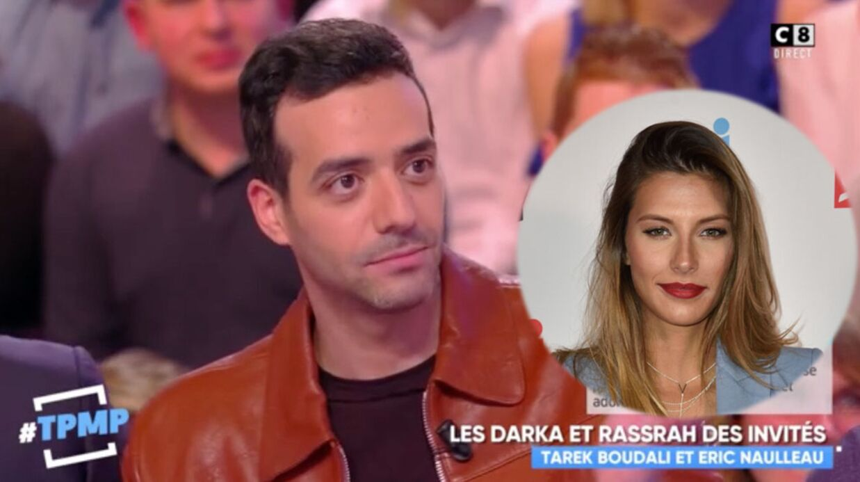 VIDEO Camille Cerf : Tarek Boudali en dit plus sur sa rela­tion avec Miss France 2015