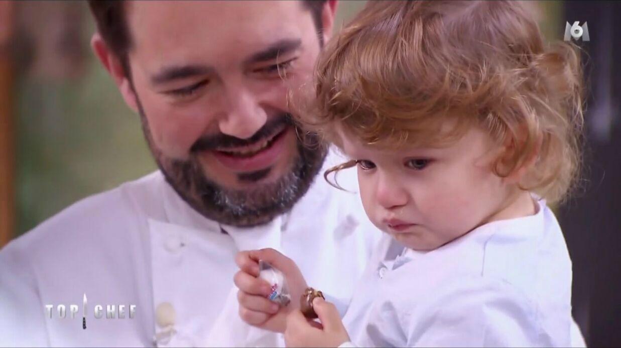VIDEO Top Chef: Jean-François Piège présente son fils, la Toile est conquise