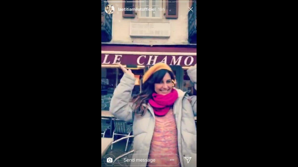 PHOTOS Laetitia Milot dévoile son ÉNORME baby bump sur les réseaux sociaux