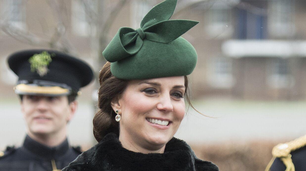 PEOPLE › Kate Middleton : pourquoi elle ne fera plus d'apparition publique avant la naissance de son troisième enfant … VOICI