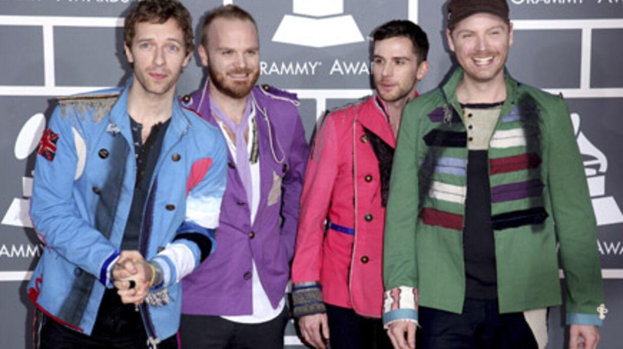 PHOTOS Grammy Awards 2009: Coldplay et Plant vainqueurs